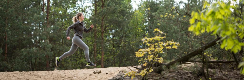 Running and postnatal core health