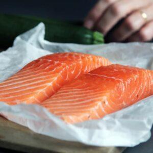 Pregnancy, Fertility, and Breastfeeding Diet: Salmon